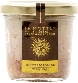 Rillettes apéritives - L'Originale